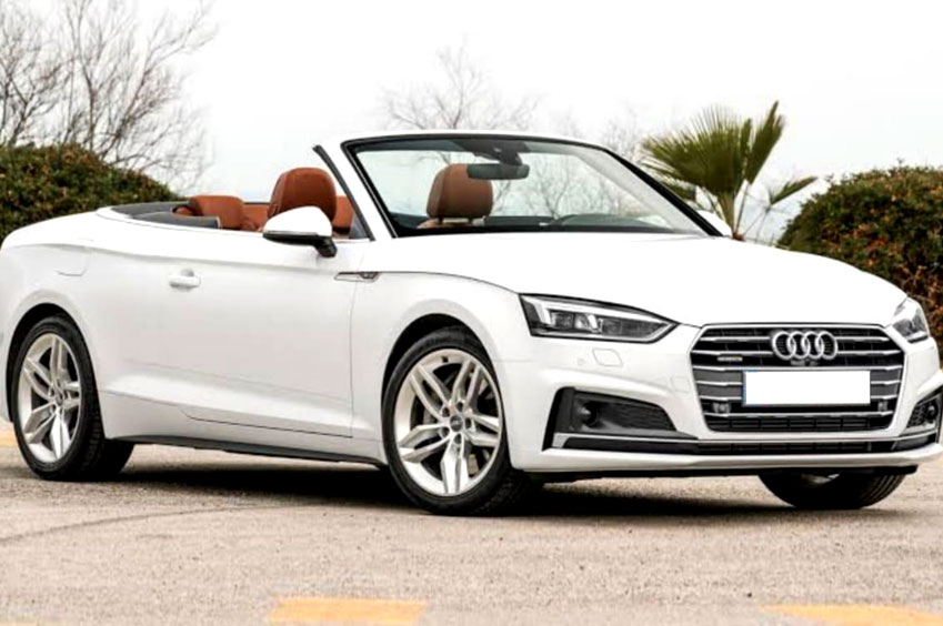 Audi A5 Series Car Hire in Jaipur