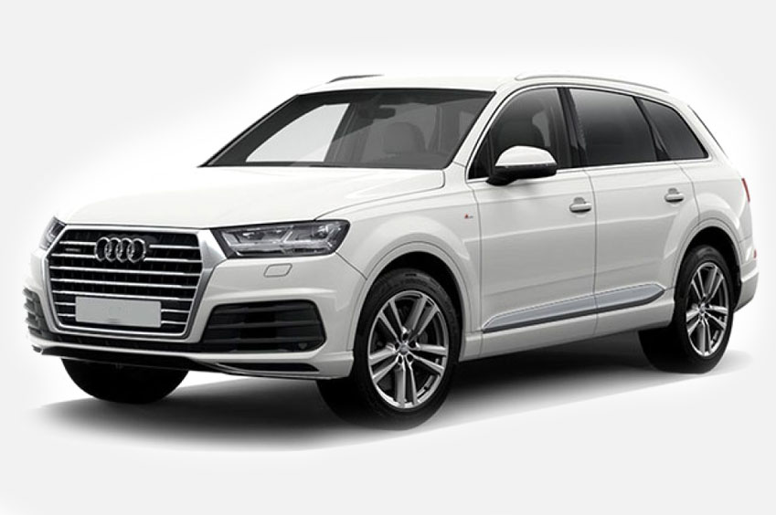Audi Q7 Series Car Hire in Rajasthan
