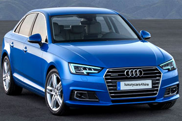 Audi A6 Series Car Rental in Rajasthan