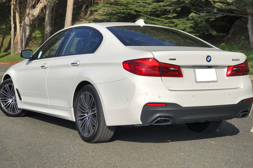 Bmw 5 Series Luxury Car Rental Services For Rajasthan Tour Jaipur