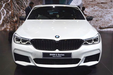BMW 5 Series Car Rental in India