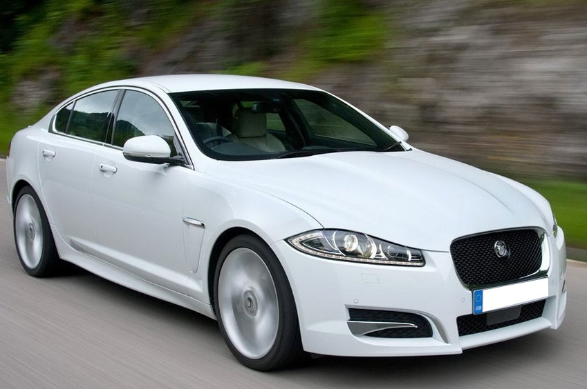 Jaguar Xf Luxury Car Hire Services In Jaipur Rajasthan