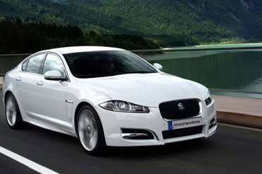 Jaguar Xf Car Rental For Rajasthan Tour