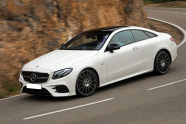 Mercedes E Class Series Car Rental in Jaipur